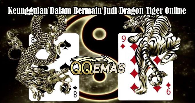Keunggulan Dalam Bermain Judi Dragon Tiger Online